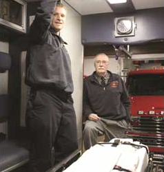 South Burlington, Vermont: Fire Fighters to Become Certified Paramedics