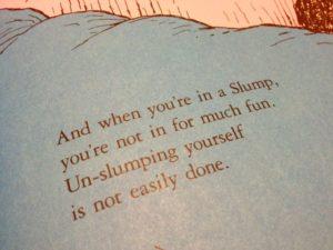 unslumping