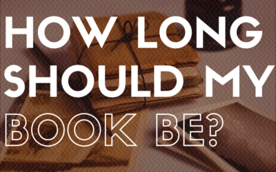 How long should my book be?