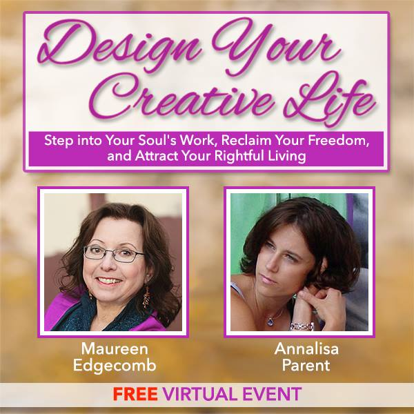 Design Your Creative Life Virtual Summit