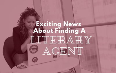 Exciting News On How To Find A Literary Agent