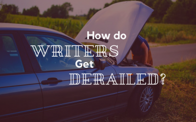How Do Writers Get Derailed?