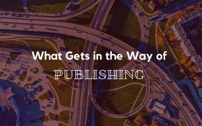 What Gets in the Way of Publishing