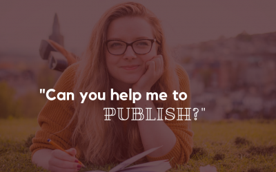 """Can you help me to publish?"""
