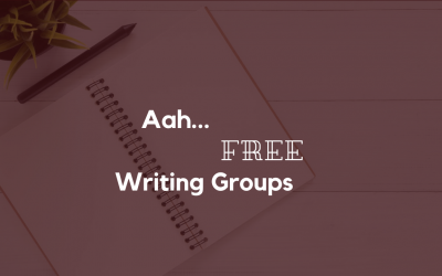 Aah… Free Writing Groups