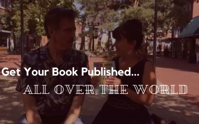 Get Your Book Published…All Over the World