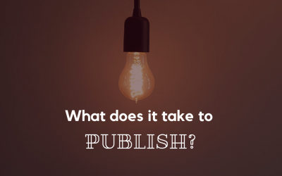 What does it take to Publish?