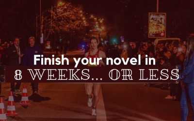 Finish your Novel in 8 Weeks… Or Less (1)
