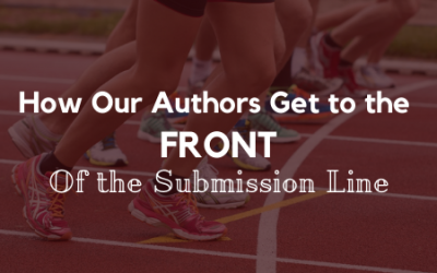 How Our Authors Get to the Front of the Submission Line