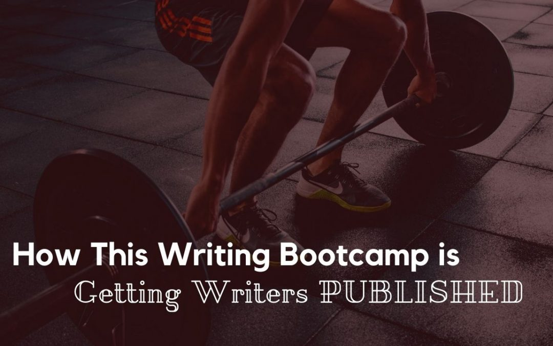How This Writing Bootcamp Is Getting Writers Published
