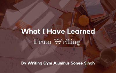 What Writing About Personal Experience Teaches